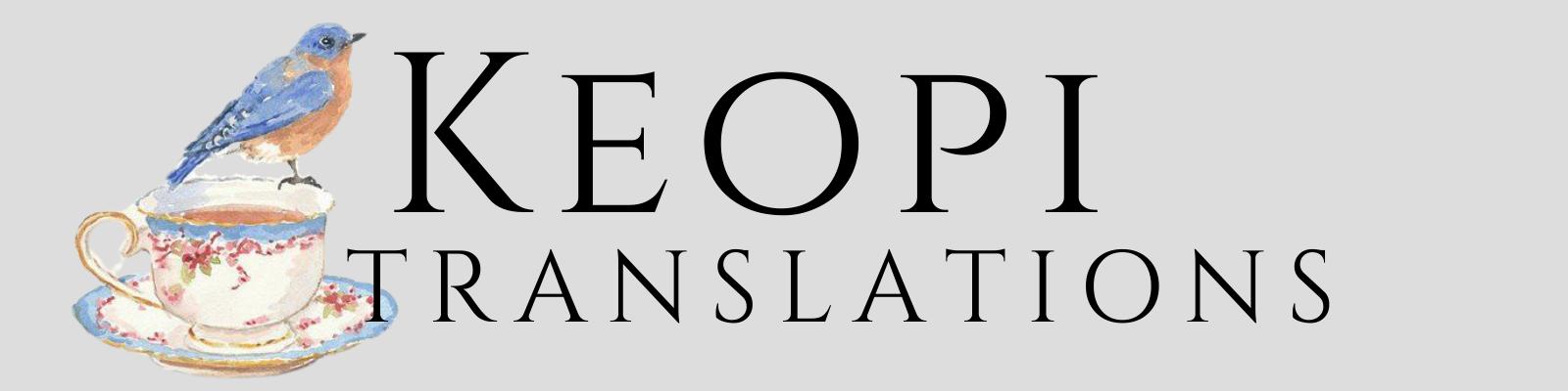 Keopi Translations